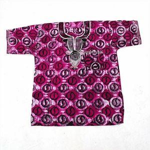 Men's Tunic,  Dashiki Made in Senegal Africa